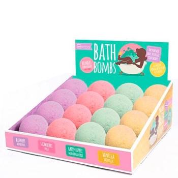 IDC INSTITUTE Bath Bombs 1 Unidad Colores Aleatorios