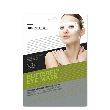 IDC INSTITUTE Butterfly Eye Mask 1 Unidad