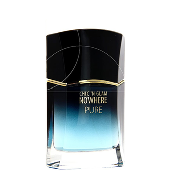 Chic'N Glam Nowhere Pure For Men 100 ml Vaporizador