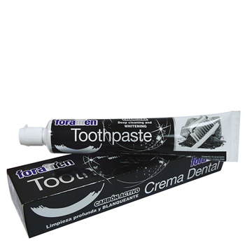 Foramen Charcoal Crema Dental 75 ml