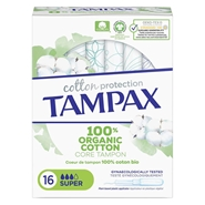 COTTON PROTECTION Super de TAMPAX