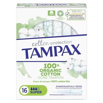 COTTON PROTECTION Super de TAMPAX