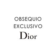 REGALO DIOR POUCH EXCLUSIVO + MINITALLAS de Dior