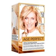 Excellence Age Perfect Nº 9.31 Rubio Claro Dorado de L'Oréal