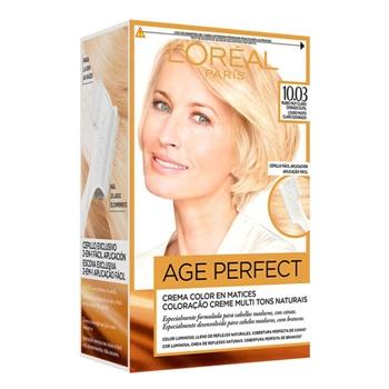 Excellence Age Perfect Nº 10.03 Rubio Muy Claro Dorado Sutil de L'Oréal