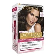 Excellence Creme Nº 3 Castaño Oscuro de L'Oréal