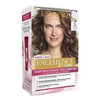 Excellence Creme Nº 6 Rubio Oscuro de L'Oréal