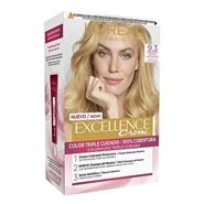 Excellence Creme Nº 9.3 Rubio Claro Claro Dorado de L'Oréal