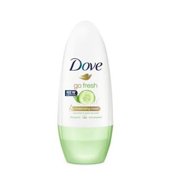 Go Fresh Cucumber & Green Tea Scent Desodorante 48h Roll-On de DOVE