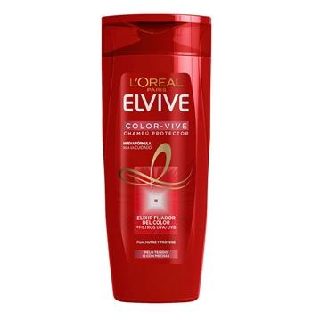 Elvive COLOR-VIVE Champú Protector 370 ml