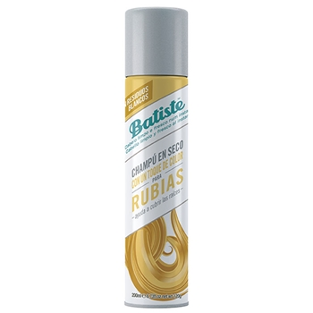 Batiste Champú Seco Brilliant Blonde 200 ml