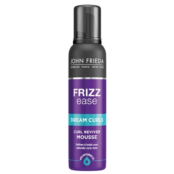 FRIZZ EASE Curl Reviver Espuma de John Frieda