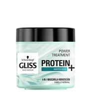 Protein+ 4 en 1 Mascarilla Hidratación de Gliss
