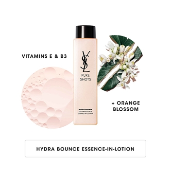 PURE SHOTS Hydra Bounce de Yves Saint Laurent