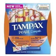 COMPAK PEARL Super Plus de TAMPAX