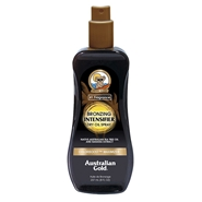 Intensifier Bronzing Dry Oil Spray de Australian Gold