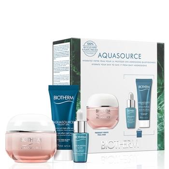 BIOTHERM Aquasource Crema Piel Seca Estuche 50 ml + 2 Productos