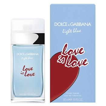 "LIGHT BLUE LOVE IS LOVE ""Limited Edition"" de Dolce & Gabbana"