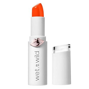 Wet N Wild Mega Last High-Shine Lip Color Tanger-ring the Alarm