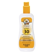 Spray Gel Sunscreen SPF30 de Australian Gold