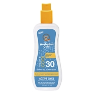 Spray Gel Sunscreen SPF30 Fresh & Cool de Australian Gold