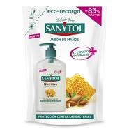 Jabón de Manos Nutritivo Eco-Recarga de Sanytol