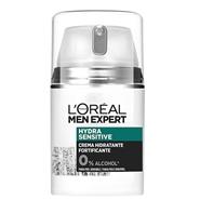 Hydra Sensitive Cuidado Hidratante 24h de L'Oréal Men Expert