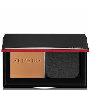 Shiseido Synchro Skin Self-Refreshing Custom Powder Foundation Nº 350 Maple