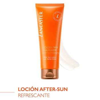 Golden Tan Maximizer After Sun Lotion de LANCASTER