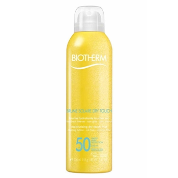 Brume Solaire Dry Touch SPF50 de BIOTHERM