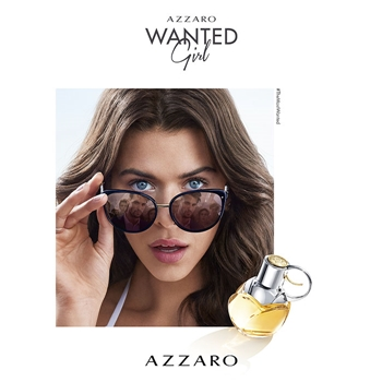 Wanted Girl de Azzaro
