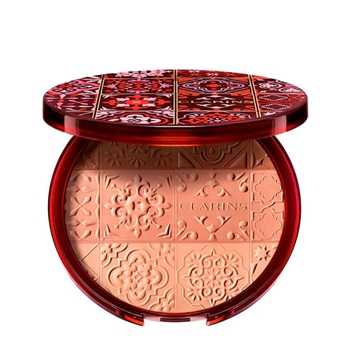 Clarins Bronzing Compact Nº 01 Sunset Glow