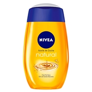 Natural Oil Gel de Ducha de NIVEA