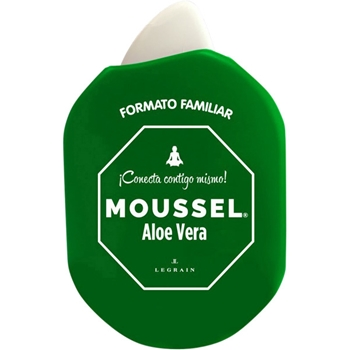Moussel Aloe Vera Gel de Ducha 600 ml + 300 ml