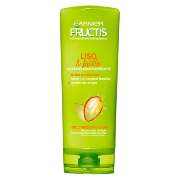 Fructis Liso & Brillo Acondicionador 300 ml