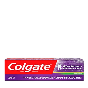 Colgate Maximum Protection Caries Dentífrico 75 ml