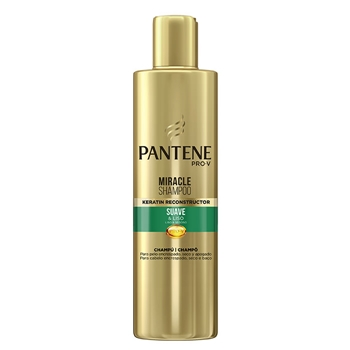 Pantene Miracle Shampoo Suave y Liso 270 ml