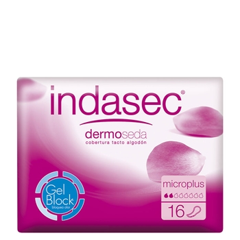 Compresa Dermoseda Microplus de Indasec