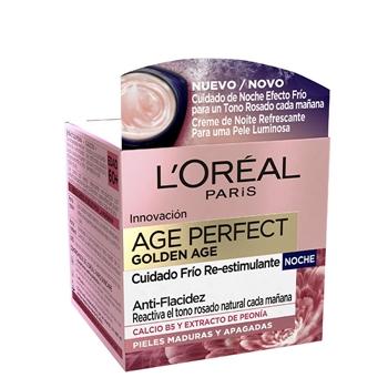 Golden Age Crema de Noche Re-Estimulante de L'Oréal