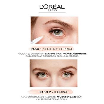 Accord Parfait Eye Cream in a Concealer  de L'Oréal