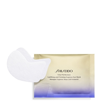 Shiseido Vital Perfection Uplifting and Firming Eye Mask 12 Unidades