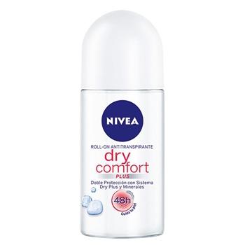 NIVEA Dry Comfort Desodorante Roll-on 50 ml (Formato Anterior)