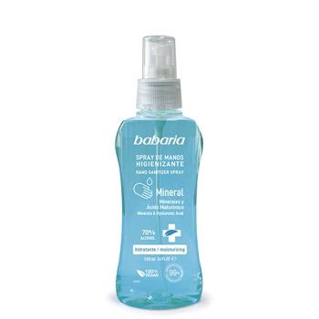 Babaria Spray de Manos Higienizante Mineral 100 ml