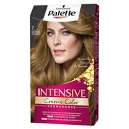 Intense Color Cream Tinte Cabello Nº 7 Rubio Medio de Palette