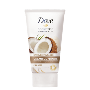 DOVE Crema de Manos Coco Ritual Restaurador 75 ml