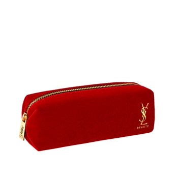 REGALO YSL MINIPOUCH RED VELVET de Yves Saint Laurent