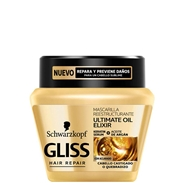 Ultimate Oil Elixir Mascarilla de Gliss