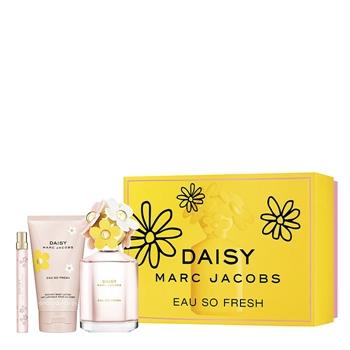 Marc Jacobs DAISY EAU SO FRESH Estuche 125 ml Vaporizador+ Body Lotion 125 ml + 10 ml