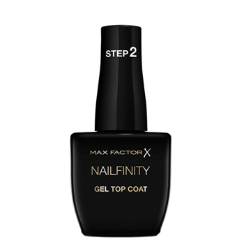 Max Factor Nailfinity Gel Top Coat Nº 100