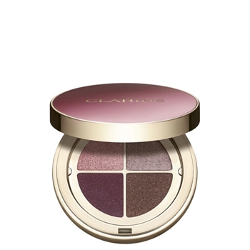Clarins Ombre 4 Couleurs Nº 02 Rosewood Gradation